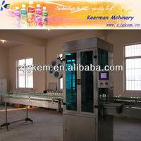 automatic shrink sleeve labeling machine/plant