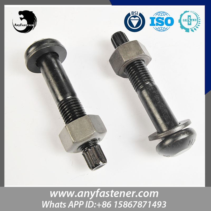 NBFATN ISO18001 certification galvanized TC bolt and nut