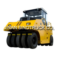 HOT SALE 2014 NEW 16T TYRE COMPACTOR / ROAD ROLLER XP163