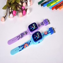 Live positon tracking waterproof df25 kids gps watch, voice calling oem brand gps watch kids df25
