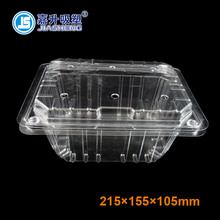 Alibaba China Manufacturer High Quality Plastic Fruit and Vegetable Packaging Strawberry Clamshell