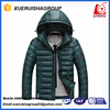 Xueruisha Factory 2017 Colorful Men's Genuine Real Down Jacket Goose Down Jacket