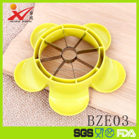 Easy Flower Pattern Fruit Apple Cutter Slicer BZE03