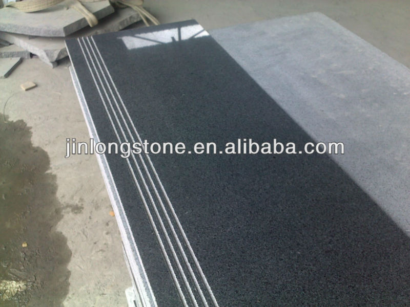 Chinese granite g654 steps and risers