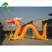 This Year Best Selling Chinese Enjoy Good Reputation Inflatable Dragon