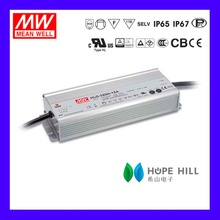 Original MEAN WELL HLG-320H-48 MODEL 48V Dimming waterproof Christmas light LED driver power supply