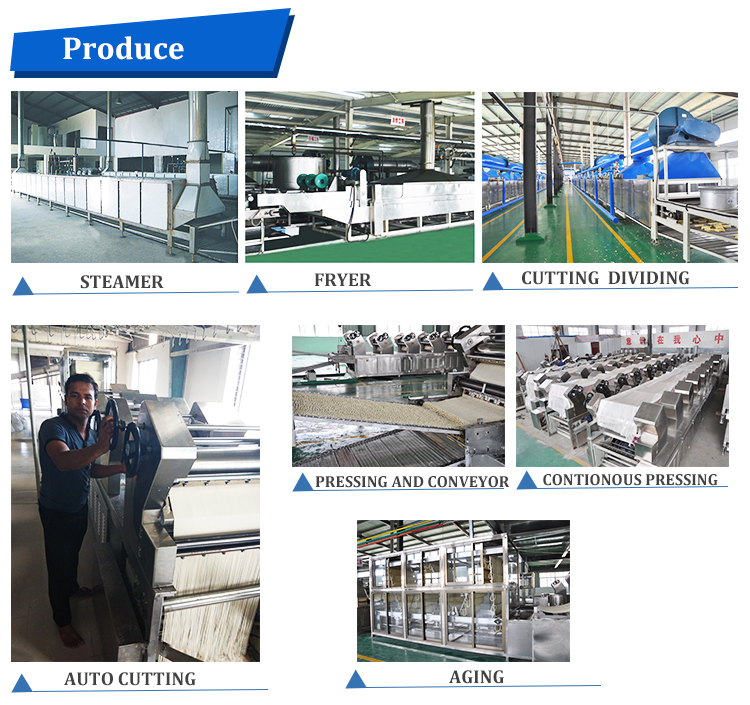 Made In China Energy Saving Noodle Production Line dried noodle production lines with cheap price