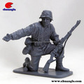 Soldier Model ,Resin Soldier Figurine , Resin Statue Soldier