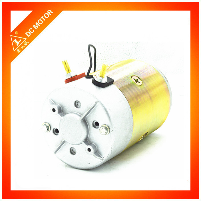 hydraulic DC motor 12v for tail gate for car lift