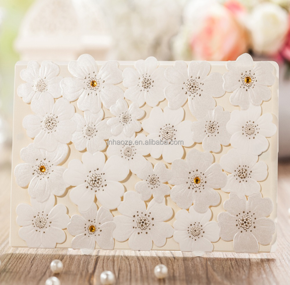 wedding decoration Invitation Card gift card present card