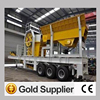 Wheeled jaw crusher series stone crusher plant prices