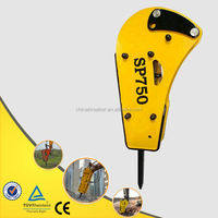 SPARKLE series construction breaker tool/hydraulic rock breaker for SUMITOMO S140excavator