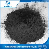 High efficiency product Potassium Sulfonated Asphalt for oil drilling fliuid