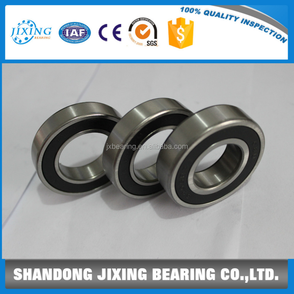 Deep Groove Ball Bearing 16007 with Size 35*62*9mm