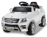 Benz ML350 Battery Powered Remote Control Electric Motor Car for Kids
