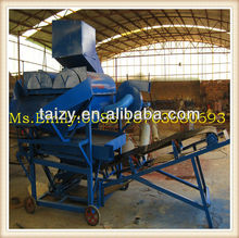 Automatic corn threshing and shelling machine/maize peeler and sheller/maize thresher 0086 18703680693