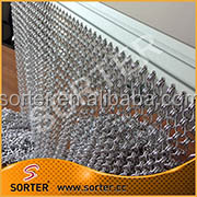Curtains for houses, including net curtains