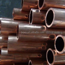 hot rolled red copper /brass /copper pipe / copper tubes price per kg
