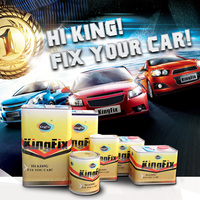 audited supplier solvent based pearl colors car paint