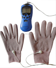 Therapy gloves, facial massage gel gloves