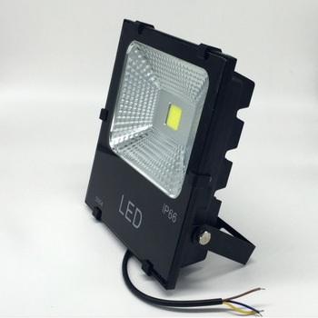 waterproof high lumen housing 30w 50w 100w led flood light COB led outdoor flood light