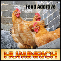 Huminrich Animal Growth Sodium Humate 60% Humic Acid Poultry Feed for Sale