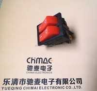 Double pole rocker switch for lamps with copper bridge pushbutton switch manufacturer