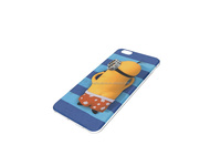 famous brand minion mobile phone case packaging for promotion