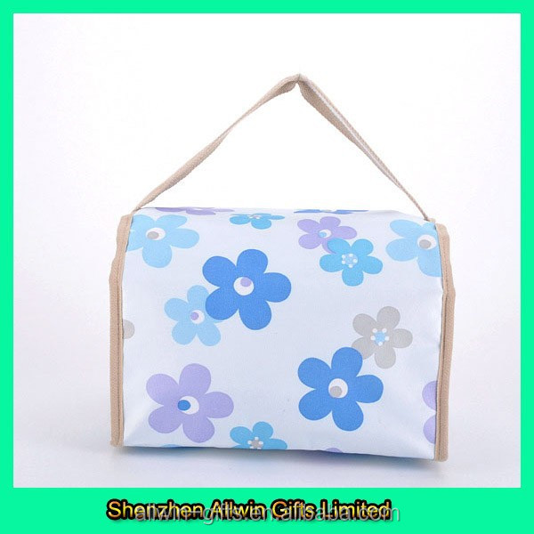 Factory Promotional Custom Floral Cute Lunch Bags For Women