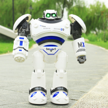 Popular Kids Toys Remote Control Robot Dancing Walking Moving Combat Smart Robot