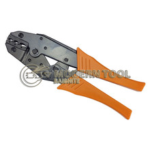 HS-03C Ratchet Crimping Plier For Insulated Terminals Lugs