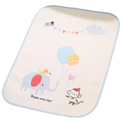 Cotton Bamboo Fiber Breathable Waterproof Underpads Mattress Pad Sheet Protector for baby kid
