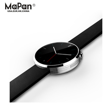 MaPan Popular promotion android smart watch phone MW02 with webcam FM, heart rate monitoring mobile