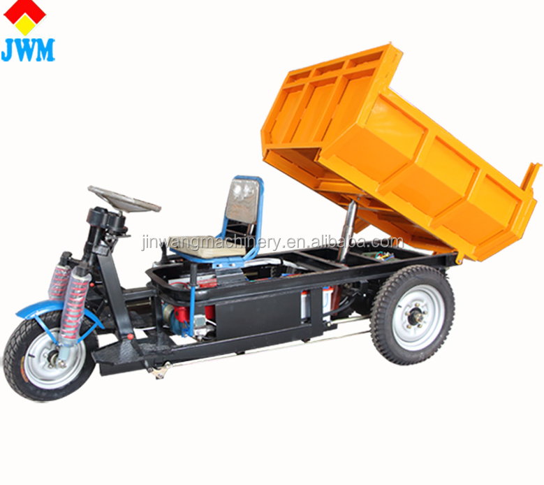 reliable performance hydraulic cheap electric tricycle
