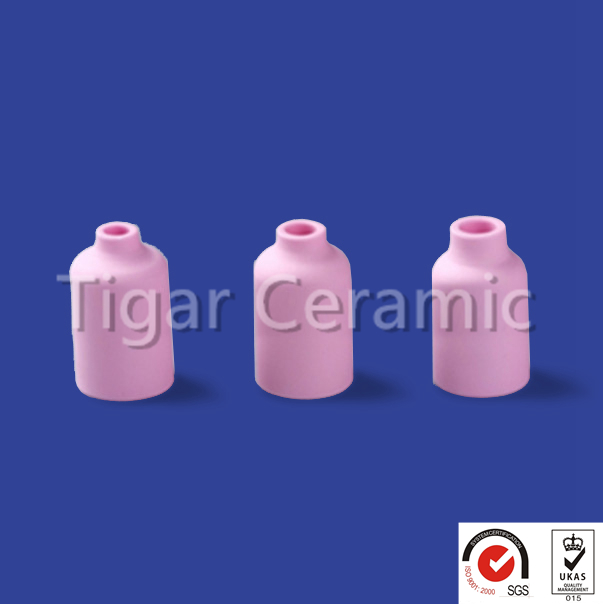 54N15 Alumina Ceramic Nozzle Gas Lens Cups for WP-17 WP-18 WP-26