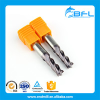 BFL Tungsten Solid Carbide CNC Milling Cutter Factory Price
