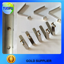 All kinds of customize spring clip,v spring clip for tube,spring steel tube spring clips