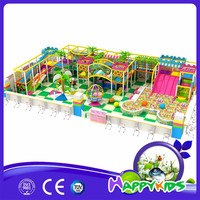 Indoor mini game playground equipment, free design small indoor playground