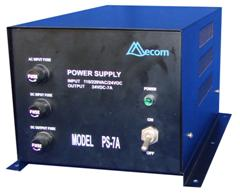 Power Supply for Cargo Ship - PS-7A