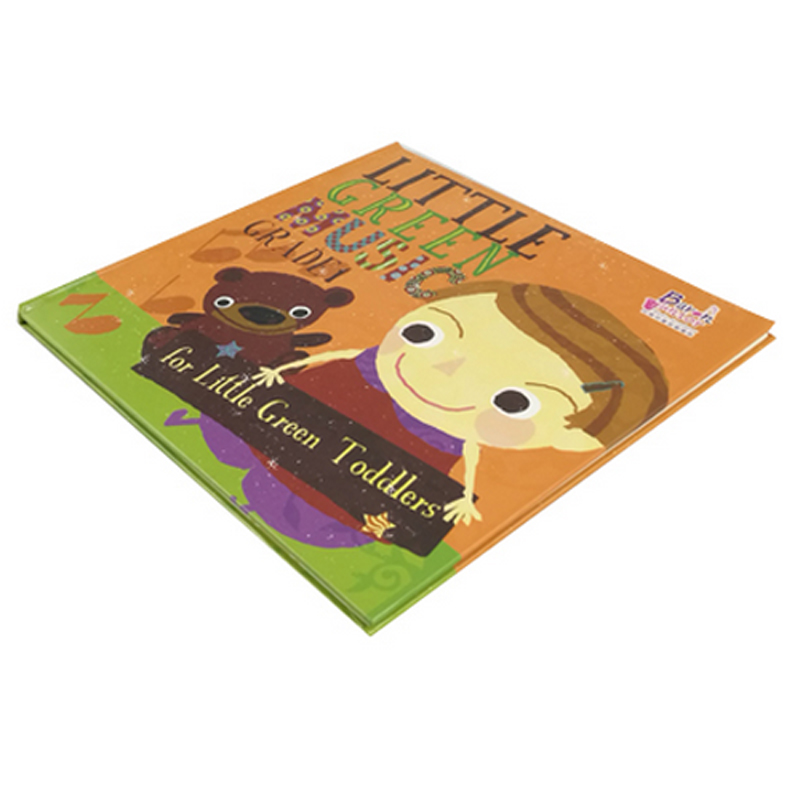 Brand Printing Content Plain Children Book