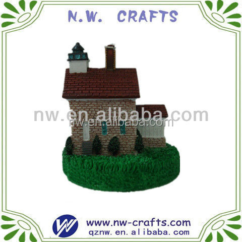 Resin crafts house mold
