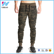 Hot Sale Mens Casual Sweatpants Bodybuilding Sports Joggers Pants Tapered wholesale mens pants camo colour