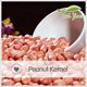 Chinese high quality good price red skin raw peanuts