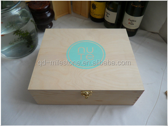 High Quality Classical Design Wooden Tea Box,Wooden Tea Case for Packaging or Gifts