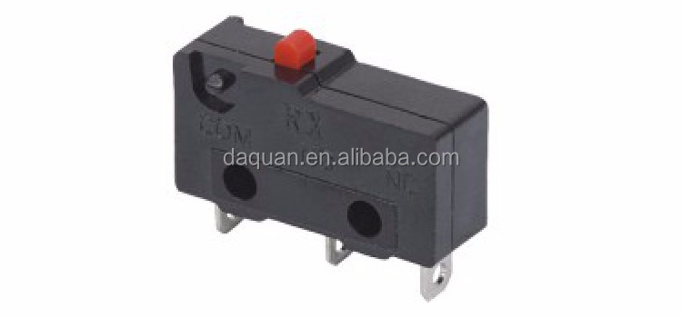 Factory Sale Various Widely Used Micro Switch 5A 250V