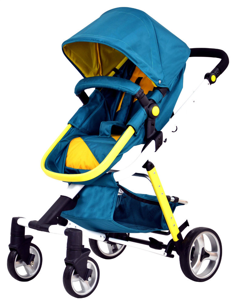 Baby Pushchair 3 IN 1 EN1888 Baby Stroller Travel System Plus Mama Bag