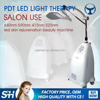 Cheapest High Cost Performance PDT/LED light cosmetic equipment for skin rejuvenation