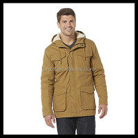 New Style Men's Winter Hooded Cotton Coat