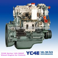 china yuchai diesel engine for kinglong yutong bus YC4E170-30Series