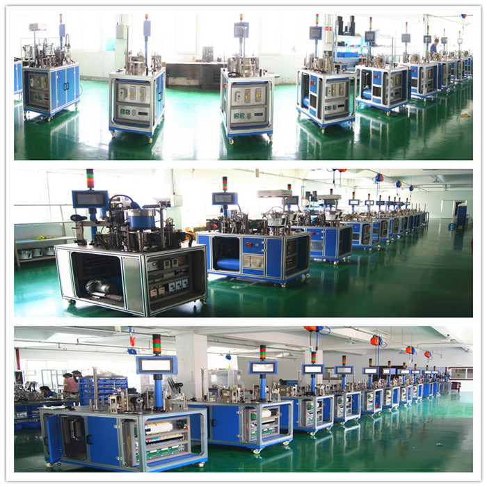 2015 customized auto blade fuse assembly machine